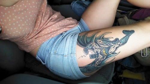 Tatuaje Batman