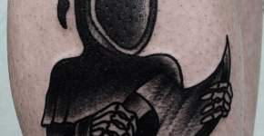Tatuaje muerte