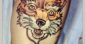 Tatuaje zorro