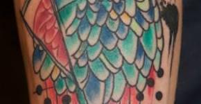Tatuaje loro