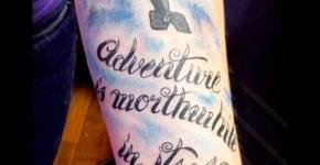 Tatuaje aeroplano