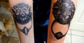 Tatuaje llamadores The Labyrinth
