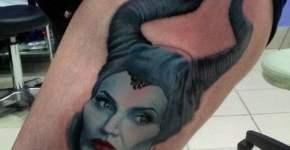Tatuaje Malefica