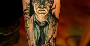 Tatuaje Doctor Jekyll