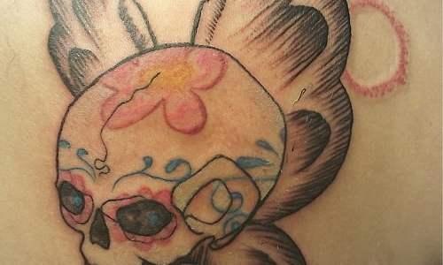 Tatuajes Calaveras Archives Página 6 De 38 Tatuajesxd