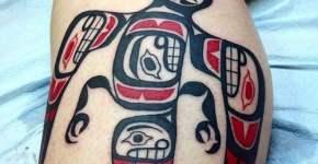 Tatuaje aguila azteca