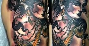 Tatuaje cabaretera