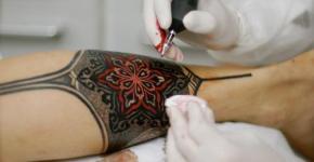 Tatuaje estrella roja