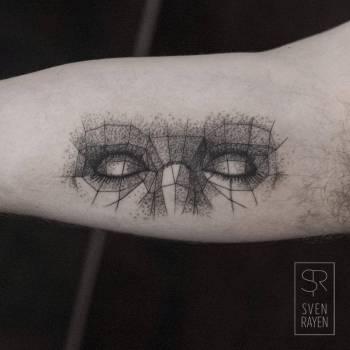Tatuaje De Ojos De Mujer Tatuajesxd