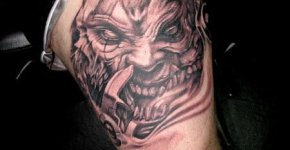 Last Rites Tattoo