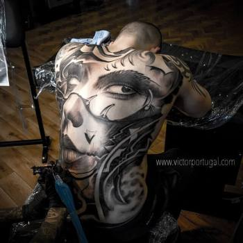 Victor Portugal Tattoos