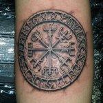 simbolos vikingos tatuajes