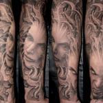 paul booth tatuajes