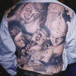 tatuajes por Paul booth