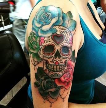 Tatuajes de rosas