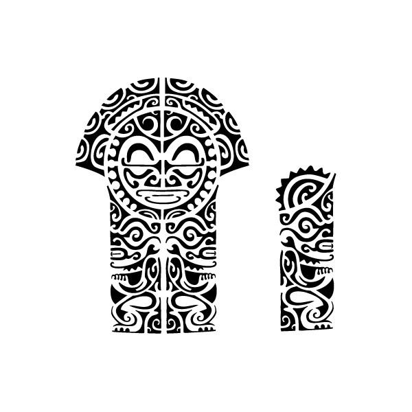 Tatuajes Plantillas Maori Brazaletes De