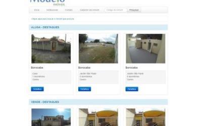 imobiliária modelo sorocaba