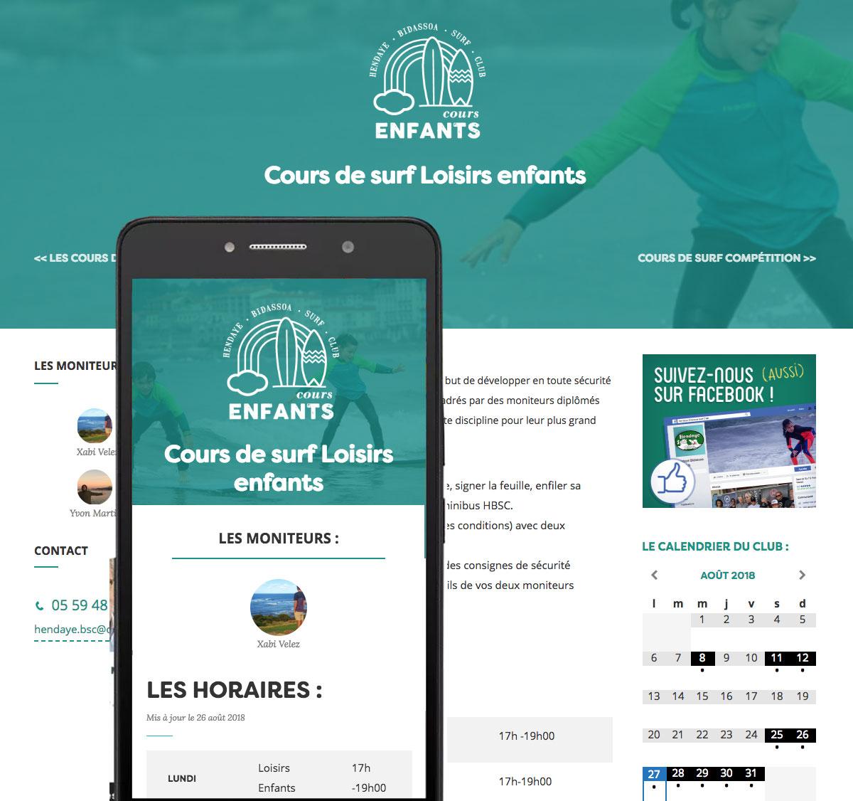 Tatziki - webdesign dev front end HBSC