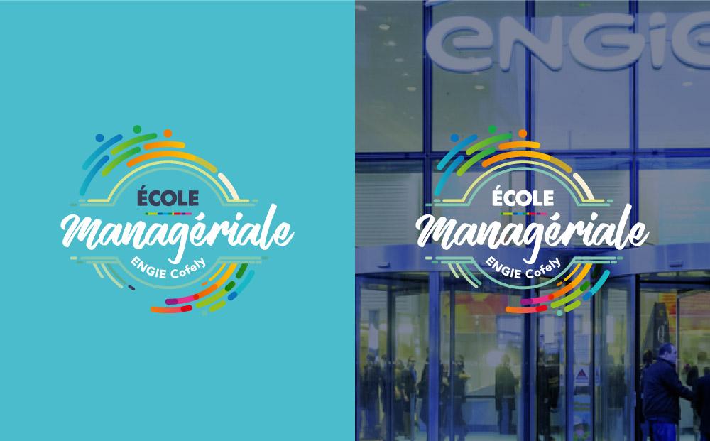 @TATZIKI - Logo ENGIE Cofely - École Managériale