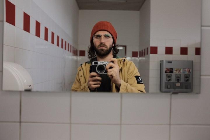 Perfekt um Spiegel-Selfies zu machen.