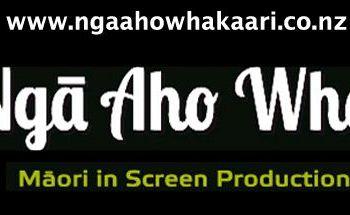 Nga Aho Whakaari logo