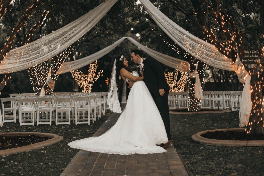 7 Tips to help you choose a wedding venue