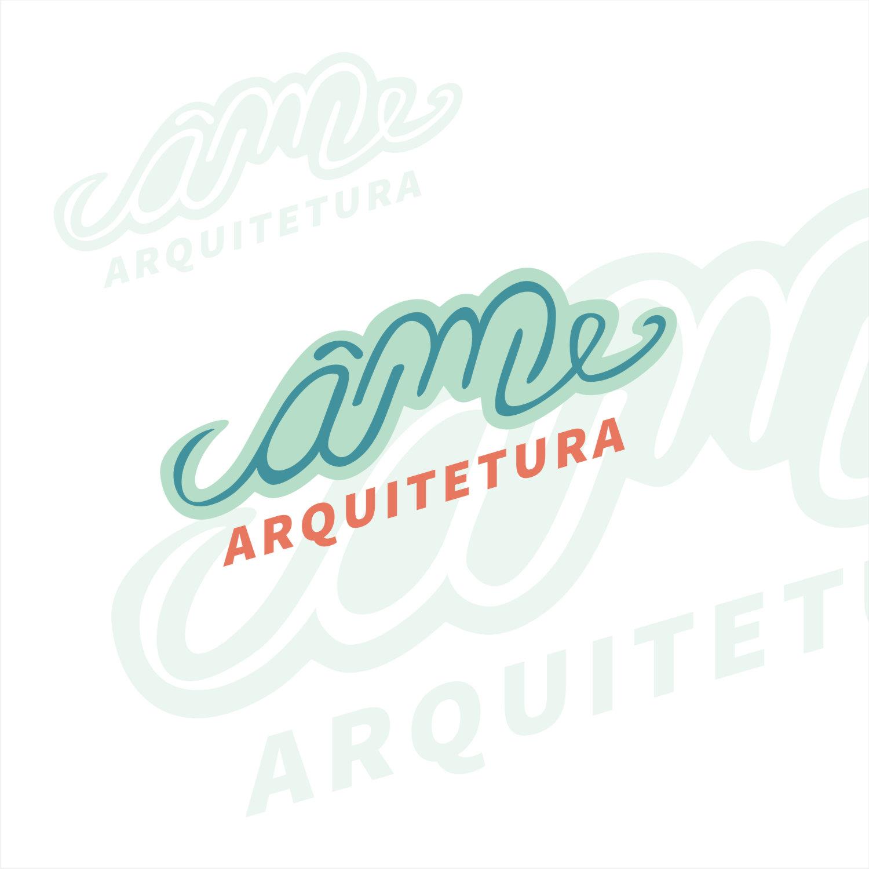 logo design marca para arquitetura
