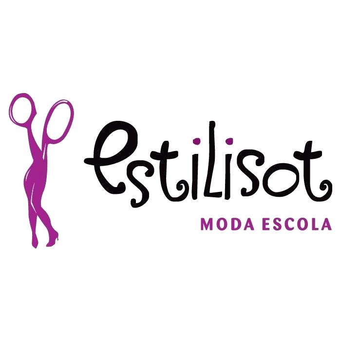 logo design para escola de moda