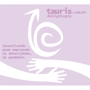 Auxílio na Pandemia Empreendedores, Auxílio na Pandemia Empreendedores, tauris design logos criação de logotipo profissional logo marca logomarca marca design designer