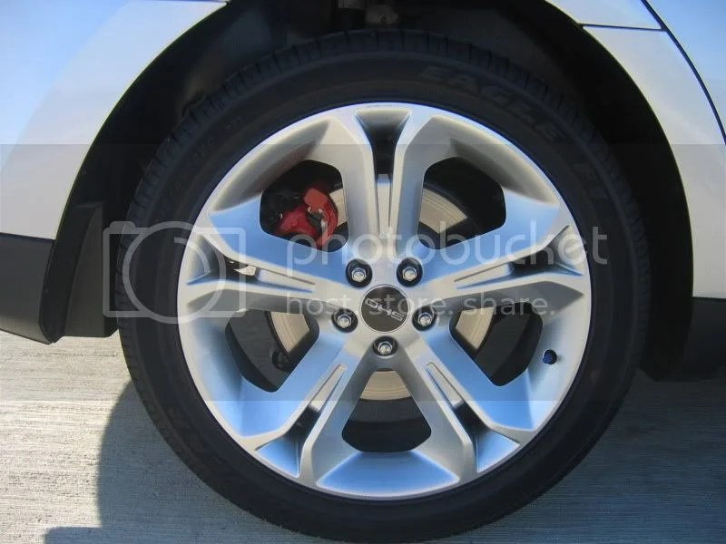 Modded Ford Taurus Sho 2013
