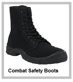 Combat Safety Boots