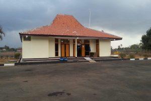 "Terminal des ""Flughafens"" Karimunjawa"