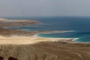 Totes Meer - Ausblick