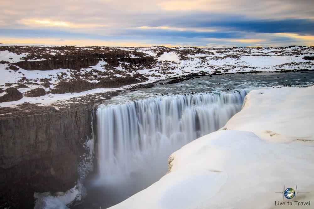 Islands wunderschöne Wasserfälle