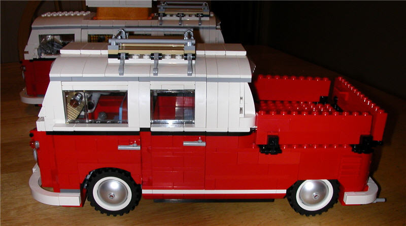 vw lego bus zero to sixty eventually. Black Bedroom Furniture Sets. Home Design Ideas