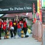 CYCLING AT PULAU UBIN (SINGAPORE)
