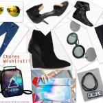 New Year's Fashion Wishlist #1