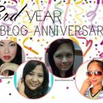 Join The Rainbow Star 3rd Year Bloggerversary International #Giveaway