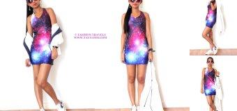 #OOTD: Galaxy Girl