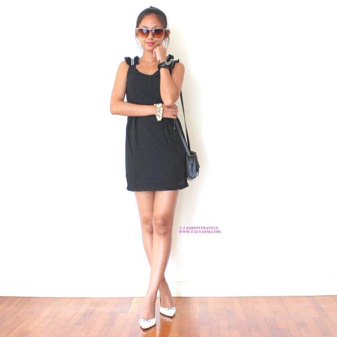 #ootd #malaysiatopbloggers #fashiontravelswwwtauyanmcom