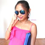 #OOTD: Blue and Pink