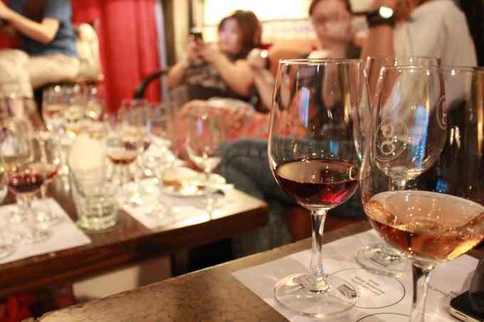 Wine_Talk_blogger_event_wine_on_glass