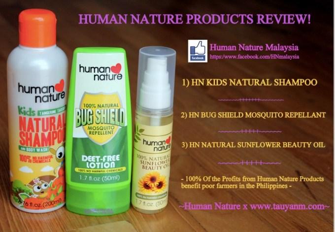 human nature review