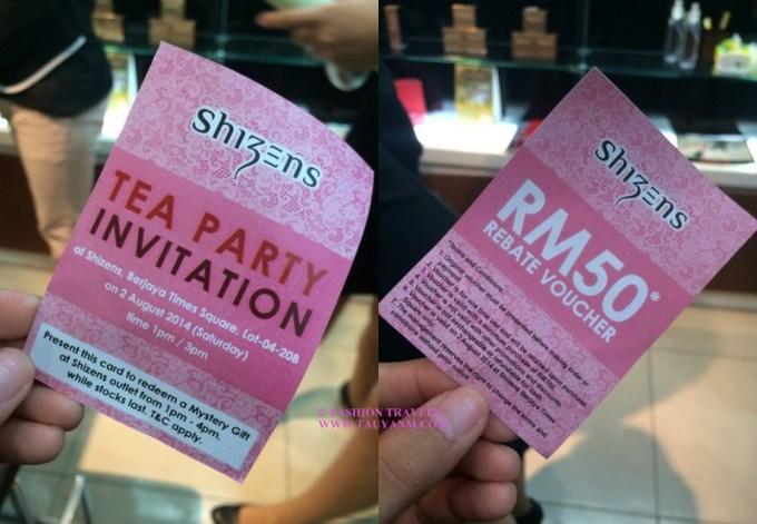 shizens, malaysia, event, malaysia beauty blogger, malaysia blogger,