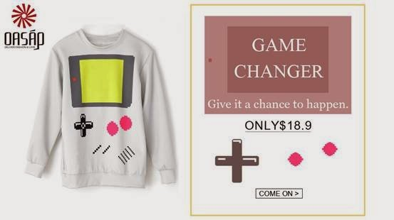 oasap calculator sweater, oasap blogger, oasap giveaway, malaysia blogger,
