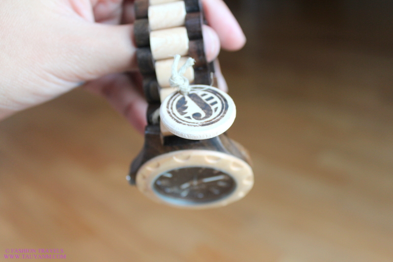 wood watches by jord, malaysia blogger, review