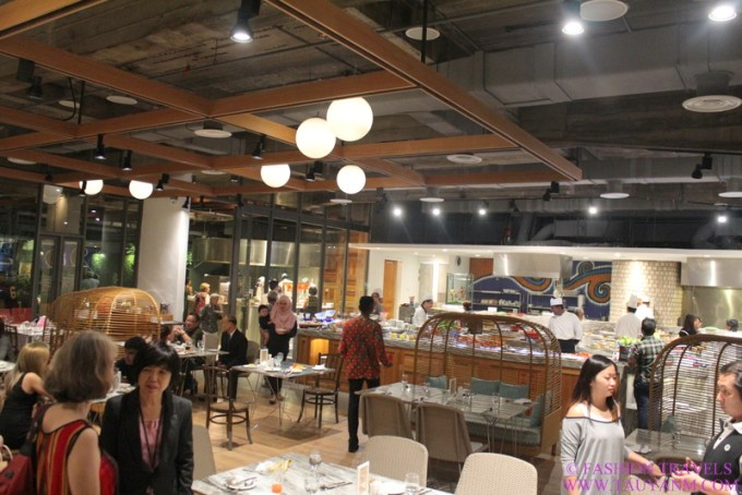 malaysia food blogger, kontiki, food review, buffet in malaysia, the federal hotel