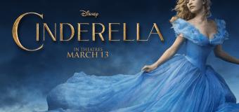 Cinderella Premiere 2015 In TGV Sunway Pyramid