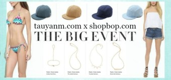 The Big Event! Shopbop.com