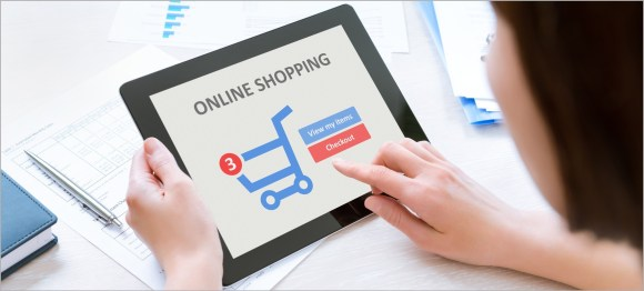 shopping online, lazada
